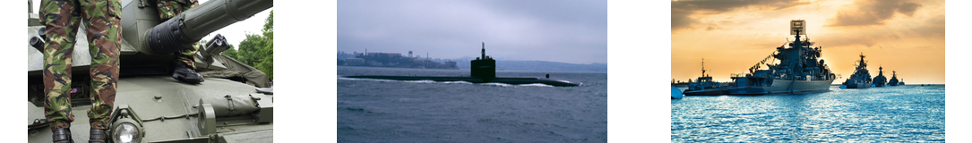 UKAS Accredited Military EMC Testing Lab