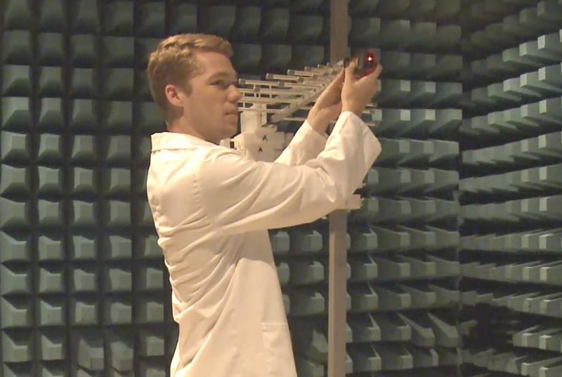 UKAS Accredited Antenna Calibration